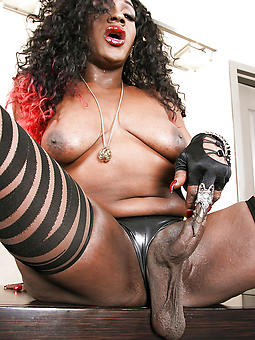 black tranny seduction